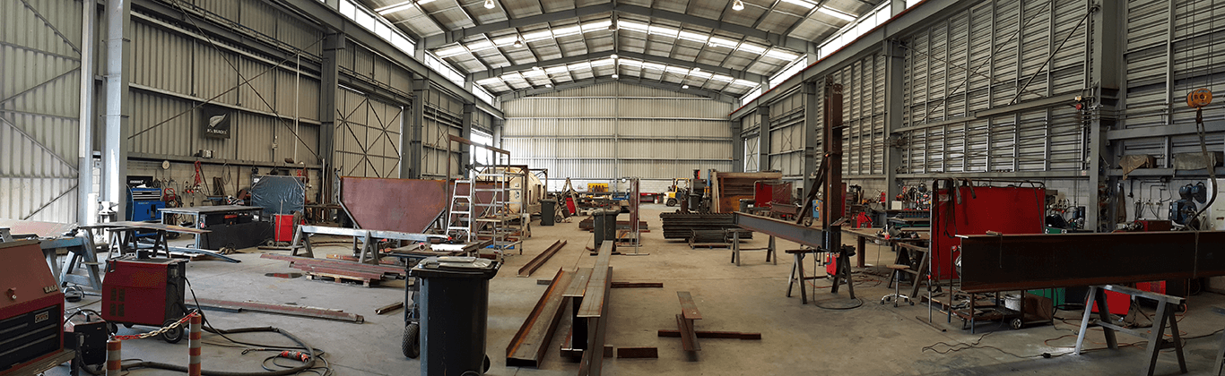 Carbon Steel Fabrication Workshop(1)